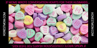 valentines heart candy sayings heart candy sayings candy heart sayings 08