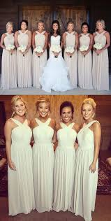 best 25 ivory bridesmaid dresses ideas on pinterest bridesmaid