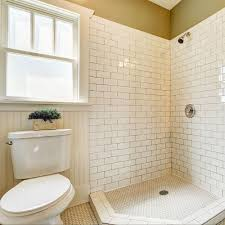 bathroom brick tiles