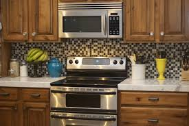 Kitchen Backsplash Tiles Ideas Amazing Glass Tile Backsplash Ideas Kitchen Ideas Surripui Net