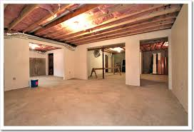 Partially Finished Basement Ideas Partially Finished Basement Best Interior 2018
