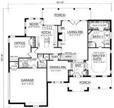 Tudor Floor Plan House Plan 77087 At Familyhomeplans Com