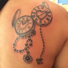 new most used pocket watch tattoo designs u0026 meaning