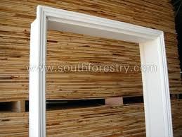 Installing Exterior Door Jamb Exterior Door Frame Exterior Door Frame Photo 2 Exterior Door
