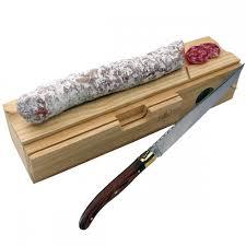 couteaux steak laguiole cave a saucisson avec couteau laguiole cuisine pratique topkoo