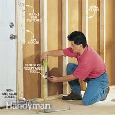 how to rough in electrical wiring electrical wiring garage