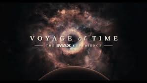 time voyage of time the imax experience from the big bang to the