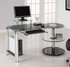27 best Glass Office Desk images on Pinterest in 2018  Glass office