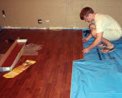 laminate floor moisture barrier installation meze