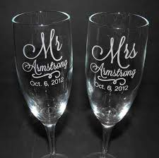wedding gift glasses 42 best wedding gifts for images on wedding