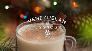 christmas party drink homemade venezuelan ponche crema youtube