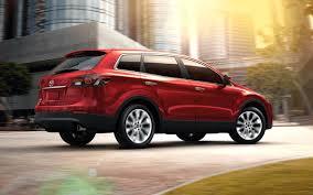 2015 Nissan Rogue Suv Carstuneup - 2016 mazda cx 9 redesign suv carstuneup