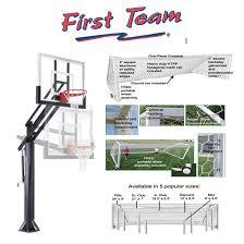 Backyard Basketball Hoops Basketball Hoops Delaware Soccer Goals Delaware Backyard
