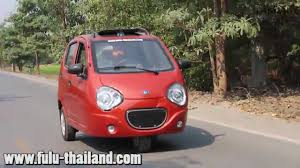 Wildfire Car Wf650 C by Fulu Tricycle Test Drive On Road Youtube