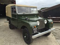 vintage range rover for sale land rover series 1 information john brown 4x4