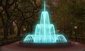 solar fountains with lights fountain replacement lights fountain light kits landscape fountain