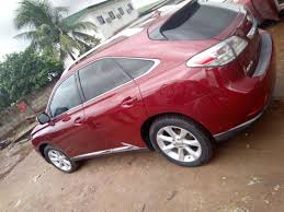 used lexus jeep in nigeria foreign used 2010 lexus rx350 in benin city autos nigeria