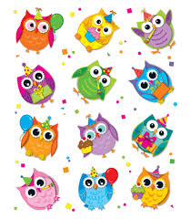 Owl Decorations by Polka Dot Owls Theme Printable Banner Printable Party Favors