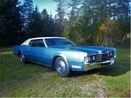 Thunderbird Convertible 2005 1970 To 1972 Ford Thunderbird For Sale On Classiccars Com 8