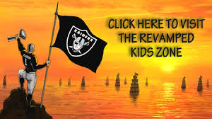 oakland raiders coloring pages raiders launch improved raiders com kids zone