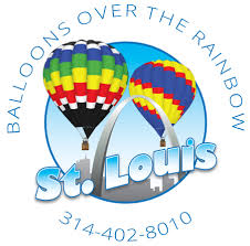 balloon delivery st louis balloons the rainbow st louis mo balloon rides 314 402 8010