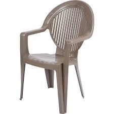 chaise jardin plastique chaise jardin plastique fauteuil de jardin en résine tressée