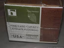 impressive vineyard cherry laminate flooring costco harmonics
