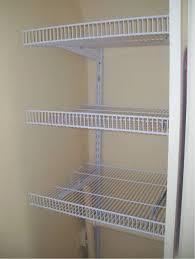 Closet Shelving Units Closet Ideas Awesome Wire Closet Organizer Systems Image Of