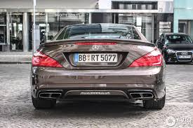 amg stand for mercedes paint makes this mercedes sl65 amg stand out in the crowd