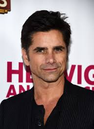 john stamos gives himself a haircut with precision allure