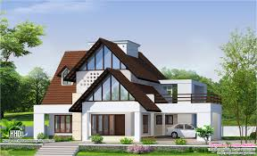 Luxury Home Design Kerala House Model Design On 1280x853 Keral Model 5 Bedroom Luxury Home