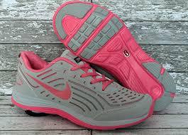 jual sepatu running sepatu wanita nike free run 3 0 silver pink