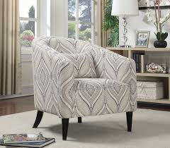 coaster furniture 504891 claxton tufting around arms and back in a