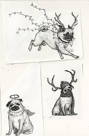 christmas card drawing ideas from u2013 happy holidays