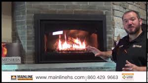 mainline home energy solutions mendota d30 gas fireplace insert