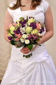 Diy Bridal Bouquet Simple Bridal Bouquet Tutorial