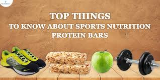 top nutrition bars top things to know about sports nutrition protein bars vitaminocean
