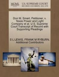 texas power and light company sale on lewis lewis with supporting pleadings buy lewis lewis with