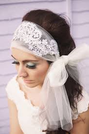 lace headwear lace wedding lace headwrap 2044987 weddbook