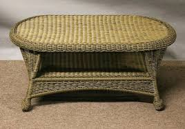 white wicker end table wicker table conservatory furniture rattan sofa lounge armchairs and