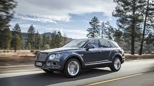 supercar suv bentley u0027s uber luxury bentayga suv is a supercar shaped like an