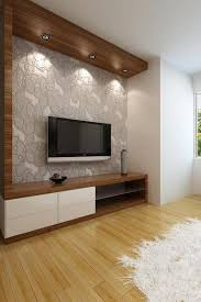 LED TV Panels Designs For Living Room And Bedrooms Decoração - Design wall units