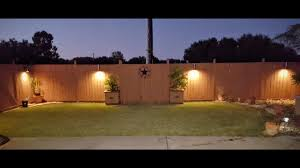 diy 5 pvc led landscape lights