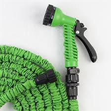 100ft hoses expandable rubber magic garden hose for watering