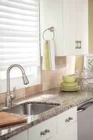 decorating moen kitchen faucet single handle moen vestige