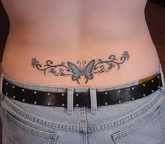 tramp stamp tattoos on women debunking the rumors