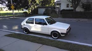 volkswagen rabbit custom vwvortex com fs 1984 vw rabbit gti mint white in ma