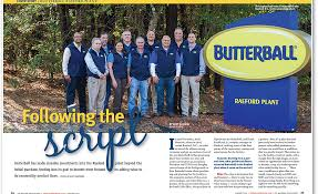 butterball applications 2016 plant of the year butterball llc raeford n c processing