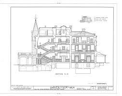 Breakers Mansion Floor Plan by File Chateau Sur Mer Bellevue Avenue Newport Newport County Ri