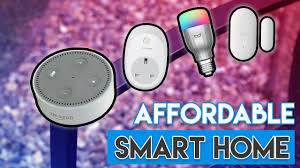 New Smart Home Products The Best Affordable Smart Home Tech Alexa Compatible Youtube
